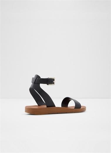 Aldo Kedaredia - Siyah Kadin Sandalet Siyah